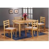 Table & 4 Chairs (6)