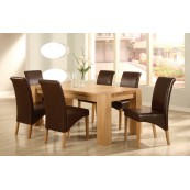 Table & 6 Chairs (3)