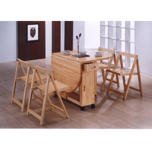 Butterfly Folding Dining Set Table with 4 Chairs : Butterfly20Table 500x500 from trade.4ff.co.uk size 500 x 500 jpeg 44kB