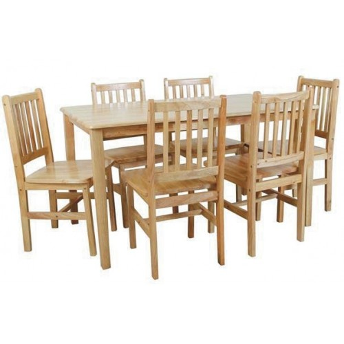 Canada Dining Set Table with 6 Chairs : Canada206 500x500 from trade.4ff.co.uk size 500 x 500 jpeg 39kB