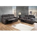 Norway Leather Recliner Sofa (3-2-1 set)